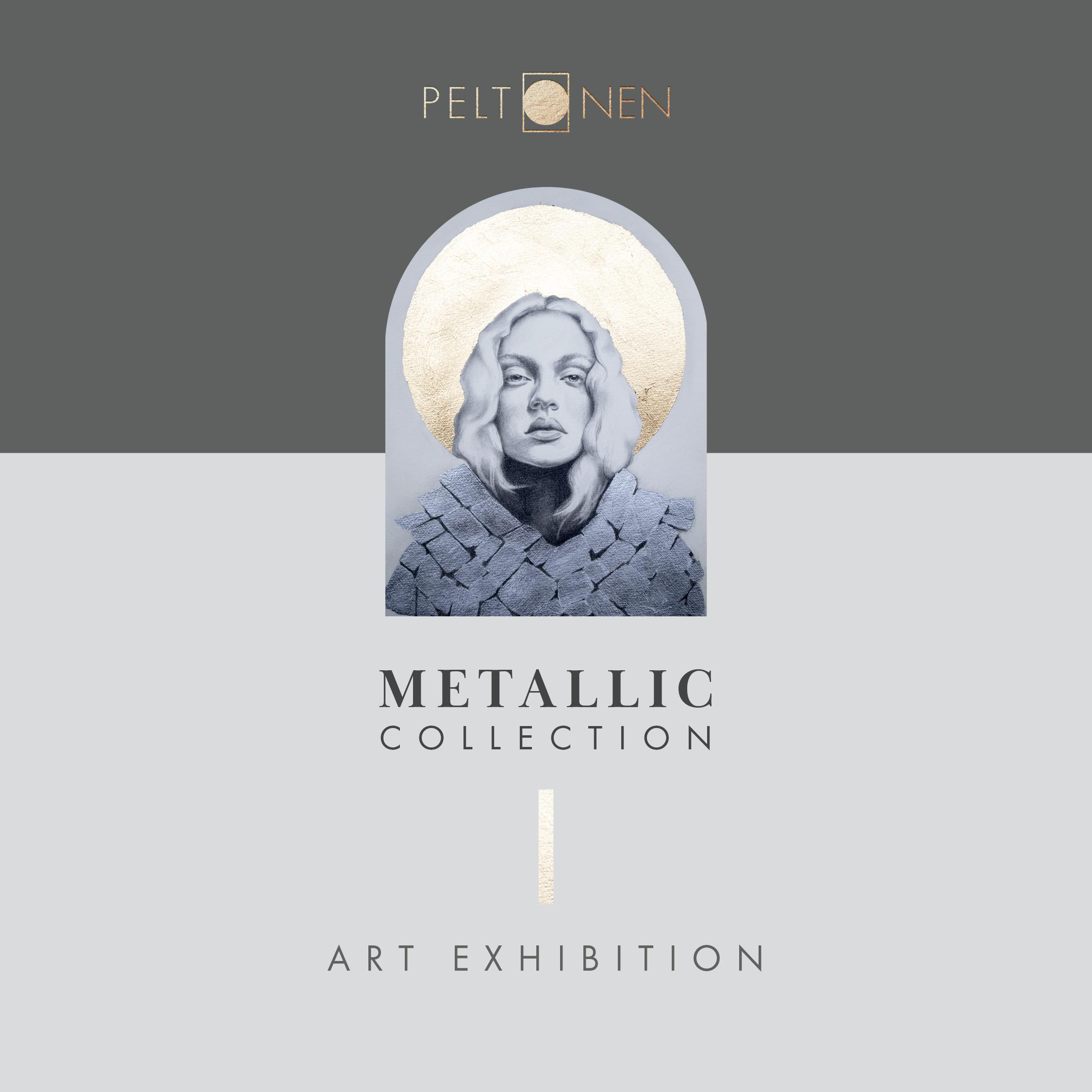 Laura Peltonen: Metallic Collection